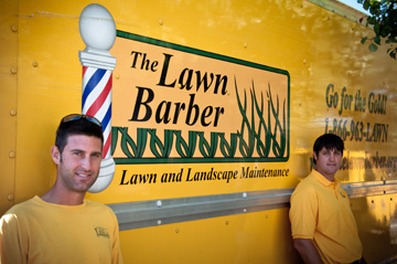 Lawn Barber History